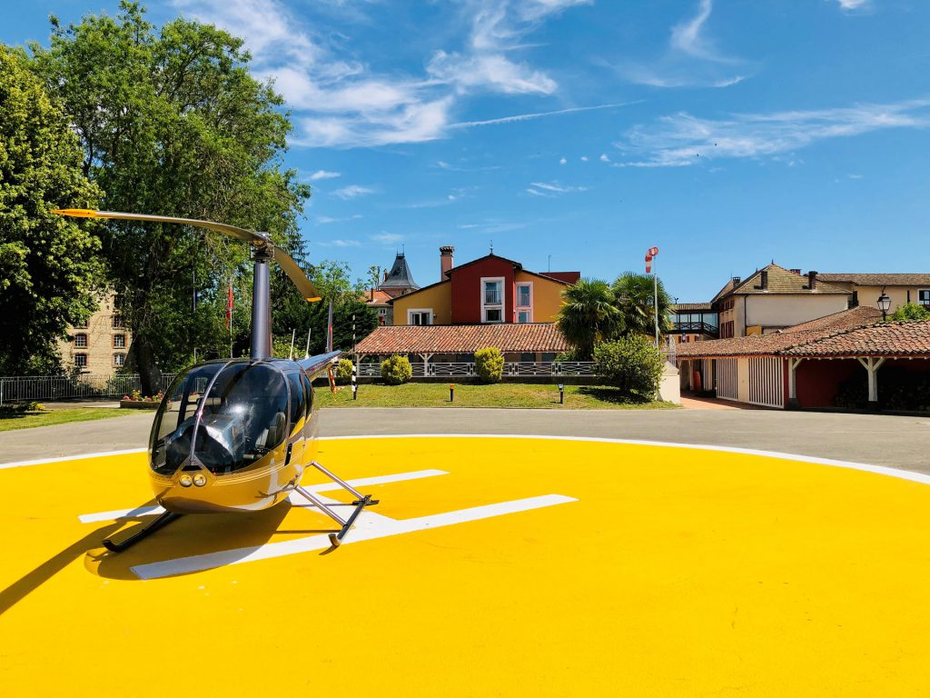 Experience Flights - Georges Blanc - Mont Blanc Hélicoptère Lyon