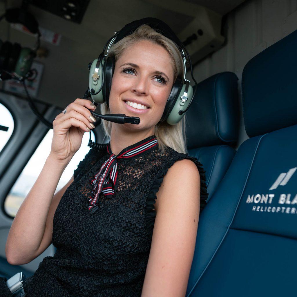 Transfer – Flight Taxi - Transfer - Flight Taxi - Mont Blanc Hélicoptère Lyon